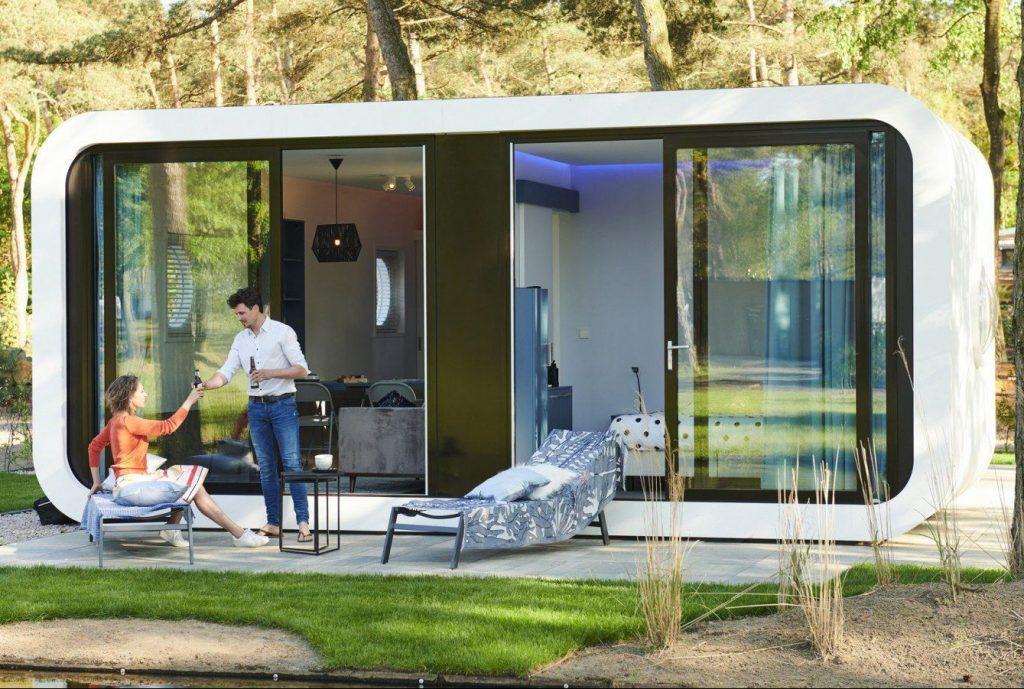 design vakantiehuisje