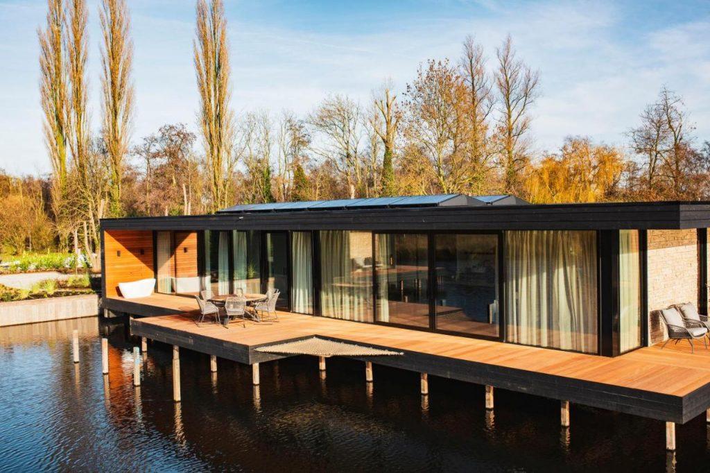 luxe vakantiehuis nederland