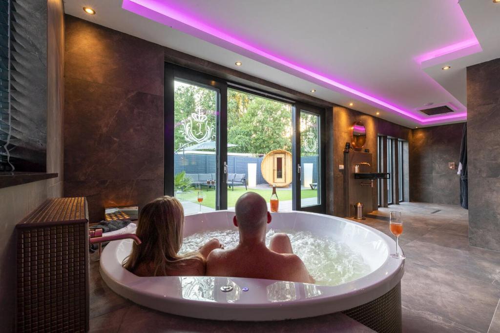 luxe hotelkamer