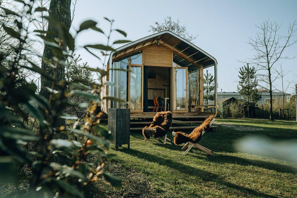 luxe vakantiehuisje nederland