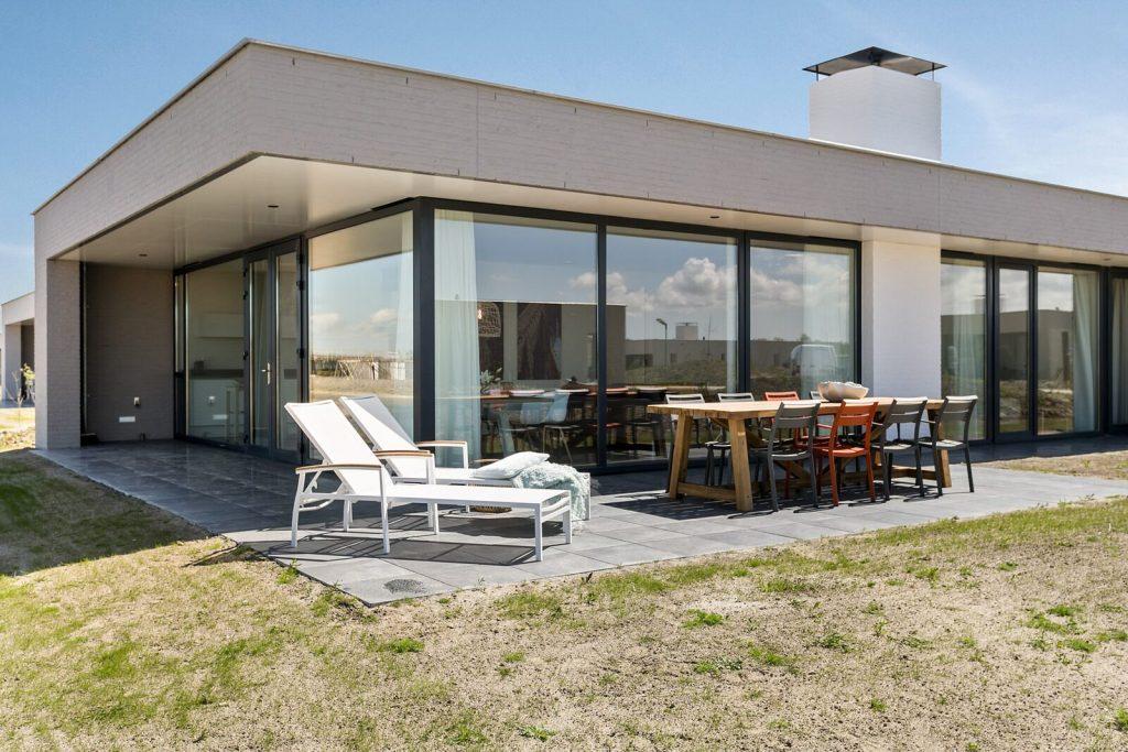 modern vakantiehuis nederland
