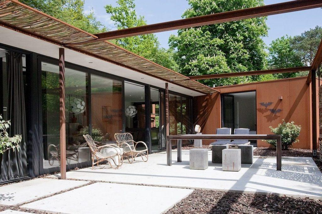 design huisje huren