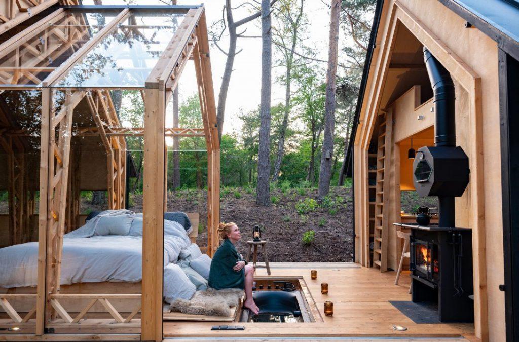 design vakantiehuis nederland