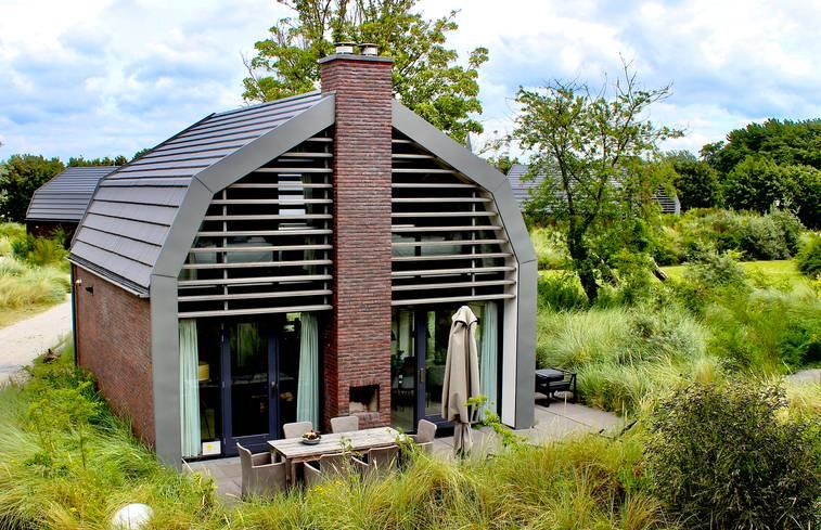 huisje met sauna nederland
