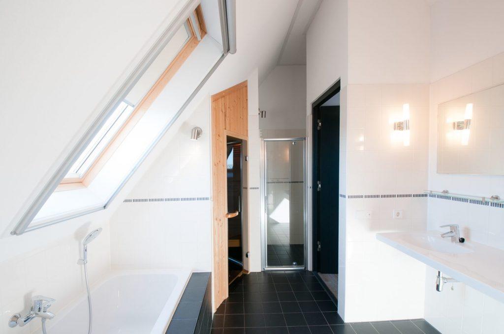 vakantiehuis met sauna nederland